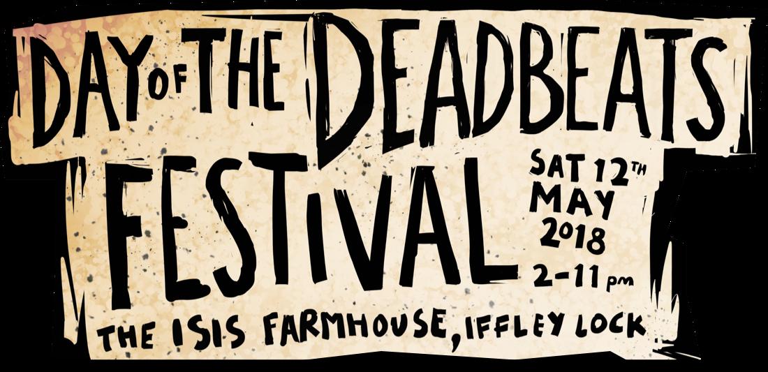 Day Of The Deadbeats Festival 2018